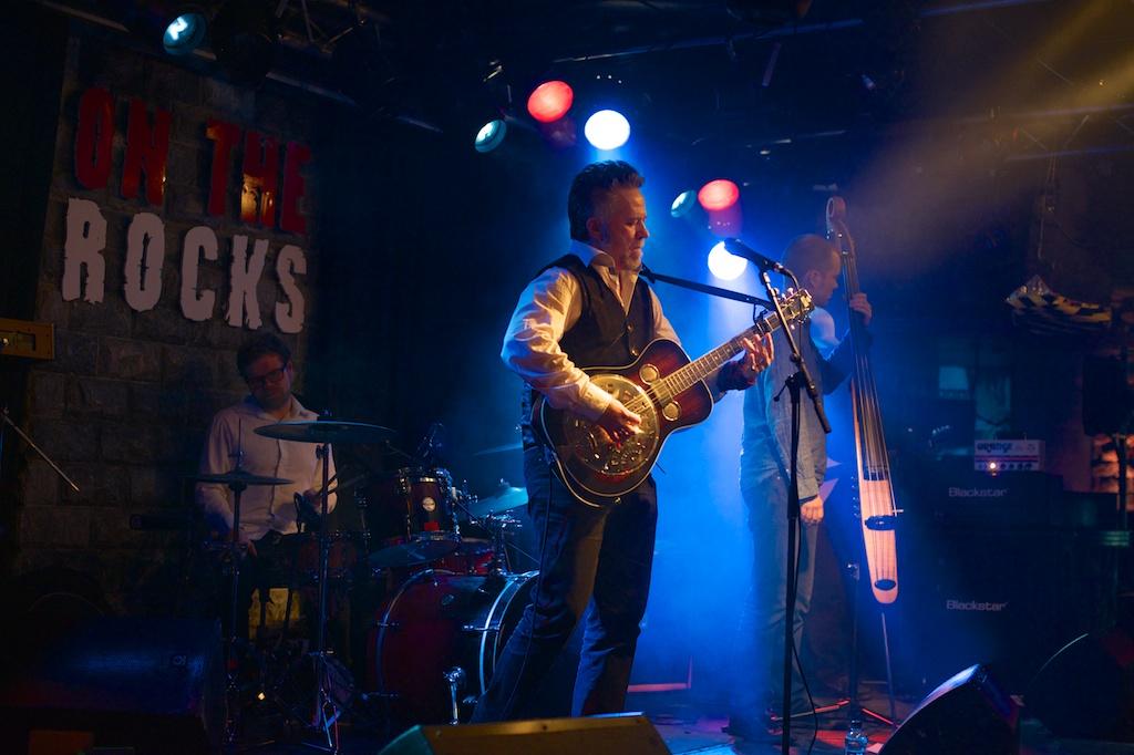 Jari Rättyä & Käärmekeittto - On the Rocks (Helsinki) - BDF2015