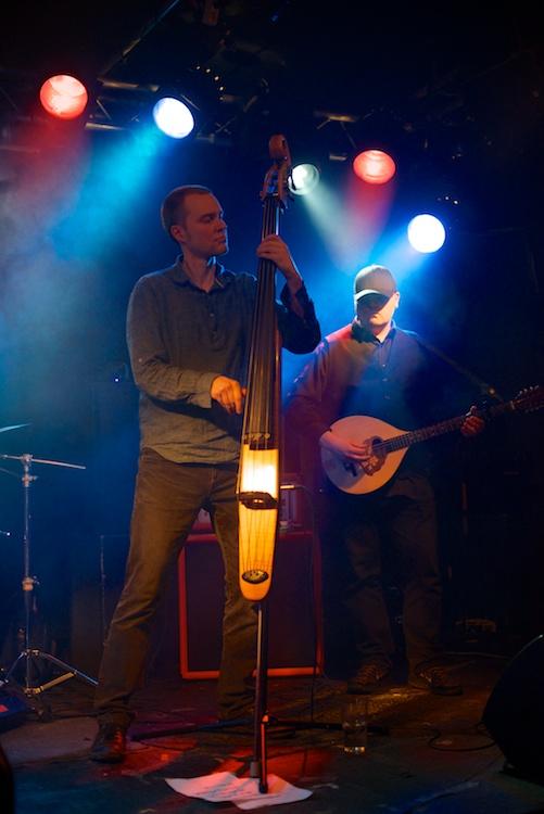 Ari Keinänen, Mikko Majanen On the Rocks (Helsinki) - BDF2015